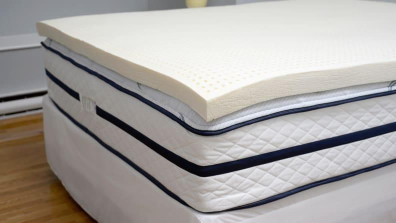 Gifts for college-bound students: Pure Green mattress topper