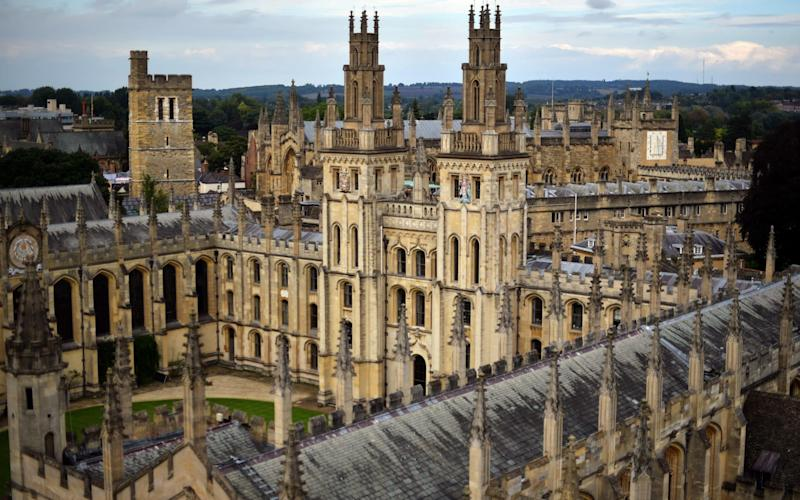 Oxford University - Credit: Getty