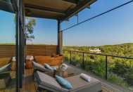 "<p>Whether you're looking for a day of escape from the busyness of your normal schedule or an all-out retreat, <a href=""https://www.lakeaustin.com/"" rel=""nofollow noopener"" target=""_blank"" data-ylk=""slk:Lake Austin Spa Resort"" class=""link rapid-noclick-resp"">Lake Austin Spa Resort</a> offers a variety of packages to fit your needs and time restraints, ensuring there's no excuse to avoid treating yourself. The resort offers more than 100 different spa treatments and services, integrated wellness experiences, water sports on Lake Austin, and fresh cuisine inspired by local ingredients. There is also an ample events calendar full of nutrition workshops, educational seminars, artistic activities, and more to leave you feeling enlightened. Every detail is thought of here, from the daily fitness offerings to separate HVAC units for every room to ensure the utmost in air quality. </p>"