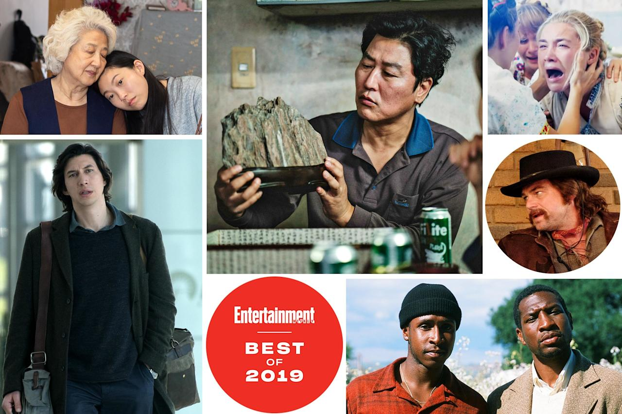 Hard-squint Hollywood cowboys, sensational Korean exports, and one very unexpected Adam Sandler: It's nearly impossible to sum up 365 days of cinema in just a few words, let alone pick 10 films to represent the best of them. But that was also the pleasure of watching movies this year — how many wild, affecting, and genuinely unexpected places they took us to. As a little poop-emoji aperitif to all that, this list is followed by the five flicks we loved the least.
