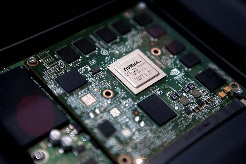Nvidia Eyes Biggest-Ever Chip Deal in Pursuit of SoftBank's Arm