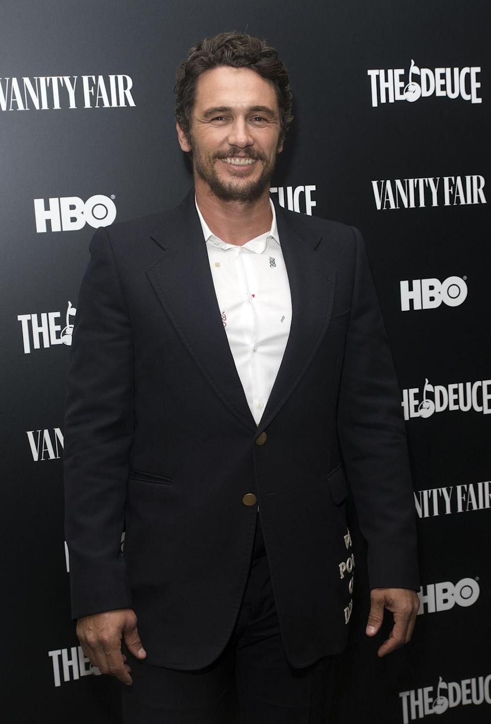 <p>In 2010, while also receiving degrees simultaneously from NYU Tisch and Brooklyn College, Franco pursued and graduated with a master's degree from Columbia University.</p>