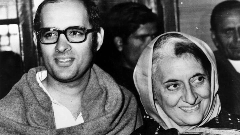 Indira Gandhi was charged with breach of Parliamentary privilege