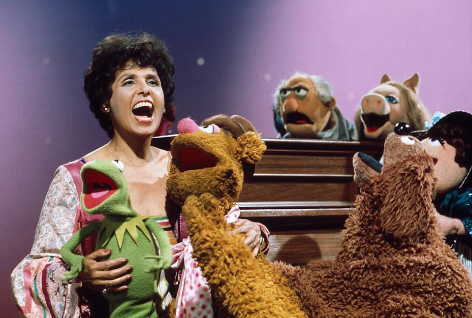 'The Muppet Show'. (Photo by KPA/United Archives via Getty Images)