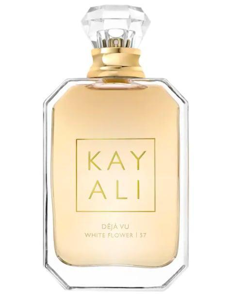 <p>As a warm-hearted and generous Sagittarius, you match perfectly with the <span>Huda Beauty Kayali Deja Vu White Flower 57</span> ($118). It has a warm floral scent with notes of gardenia, jasmine, and vanilla.</p>