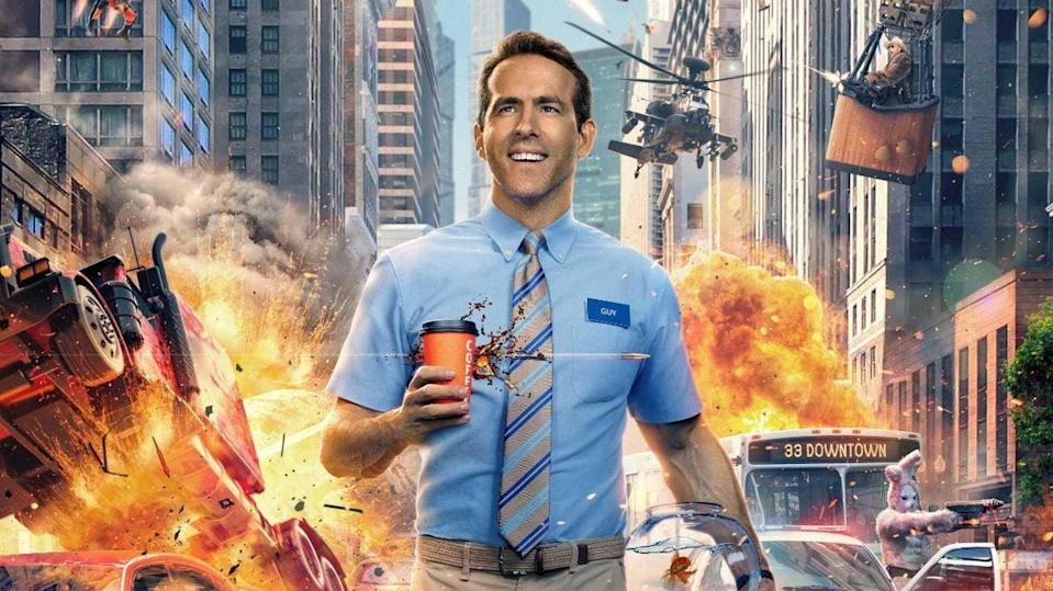 <p> <strong>Release date:&#xA0;</strong>May 21, 2021 </p> <p> Prepare for a video-game movie unlike any other. Ryan Reynolds stars as the eponymous non-playable character (NPC) Guy, who finds himself suddenly gaining autonomy and realising that he&apos;s actually a video game character. The game itself &#x2013; which, itself, is a deadly GTA knock off &#x2013; is being closed down, and it&apos;s up to Guy and one of the game&apos;s developers (played by Killing Eve&apos;s Jodie Comer) to save the day. Expect laughs aplenty when this one finally arrives.&#xA0; </p>