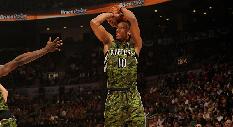 new style d5a50 369db A comprehensive ranking of every Toronto Raptors jersey