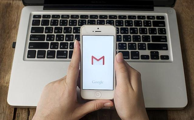 <p>No. 2: Gmail<br>30 per cent say they can't live without it.<br>(BGR) </p>