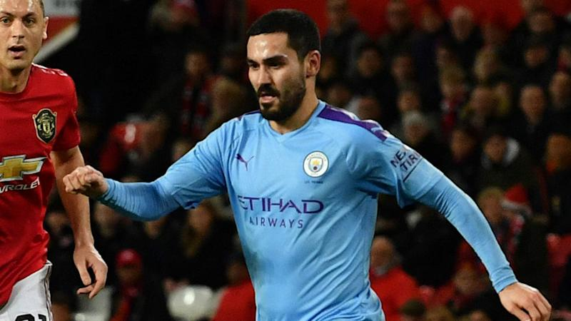 Man City ace Gundogan 'would be OK' with Liverpool being handed Premier League title due to coronavirus