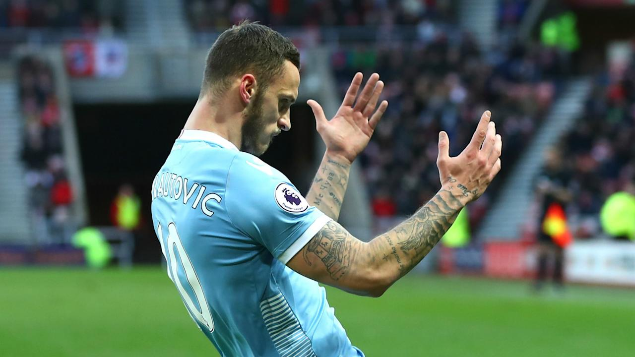 The Austria international moves to London on a five-year contract, after the Hammers agreed a £20 million fee with Stoke City