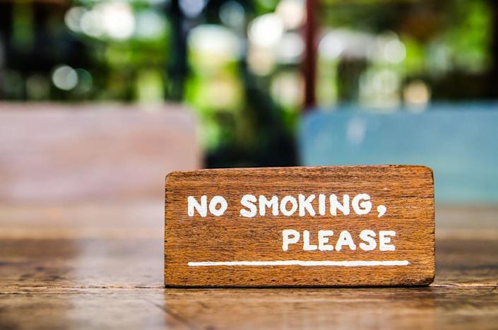 """<p>There is <a href=""""https://www.alzheimers.org.uk/about-dementia/risk-factors-and-prevention/smoking-and-dementia#:~:text=It%20is%20known%20that%20smoking,to%20developing%20of%20Alzheimer's%20disease."""" rel=""""nofollow noopener"""" target=""""_blank"""" data-ylk=""""slk:strong evidence"""" class=""""link rapid-noclick-resp"""">strong evidence</a> that says that smoking can increase your risk of developing dementia like Alzheimer's disease. If you've smoked in the past and have since quit, don't worry: quitting is believed to reduce your risk back down to the level of those who don't smoke (so let that be your motivation to quit if needed). Doctors and researchers believe this may be because Alzheimer's has been linked to problems with the vascular system, and smoking increases vascular problems.<br></p>"""