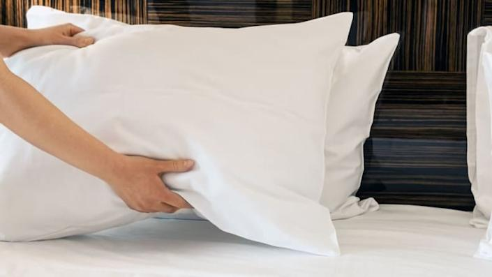 The right pillow can make a big difference in your sleep quality on hot nights.