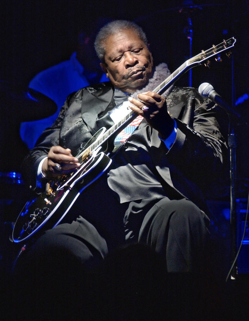 BB King-Auction
