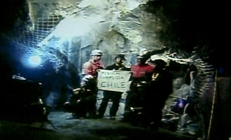 Chile's rescued miners case dropped
