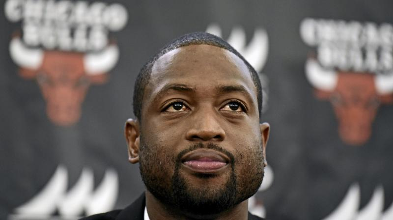 Miami Heat's Dwyane Wade Pays Surprise Visit To Parkland High School