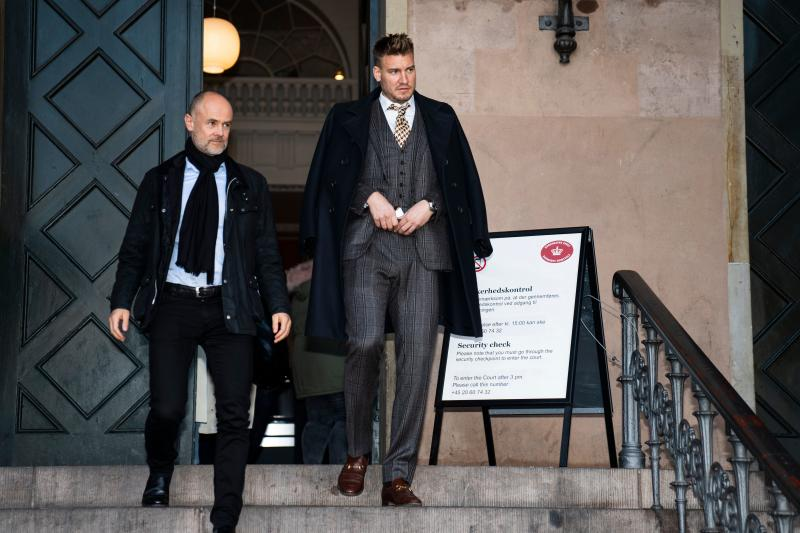 Nicklas Bendtner sentenced to 50 days in jail in Denmark for assault