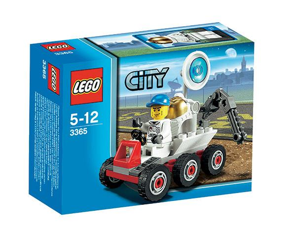 "<b>Lego City Moon Buggy</b><br><br>With this moon buggy kids can plan their own version of a lunar landing at home. <br><br><b><a target=""_blank"" href=""http://www.tesco.com/direct/lego-city-space-moon-buggy-3365/212-6018.prd"">Tesco</a>, £3.97</b><br>"