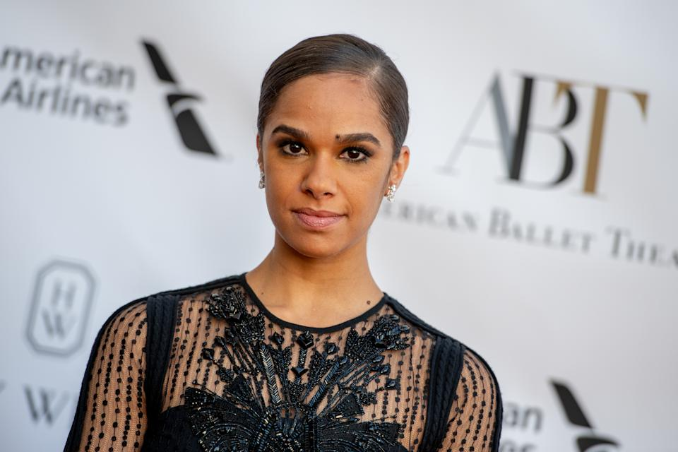 NEW YORK, NY - MAY 21:  Misty Copeland attends the 2018 American Ballet Theatre Spring Gala at The Metropolitan Opera House on May 21, 2018 in New York City.  (Photo by Roy Rochlin/Getty Images)