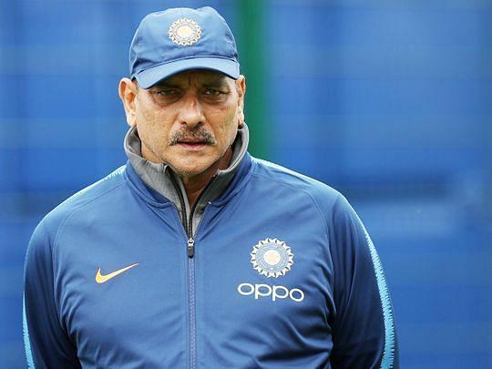 Indian coach Ravi Shastri led the team in exactly one Test match against West Indies in 1988