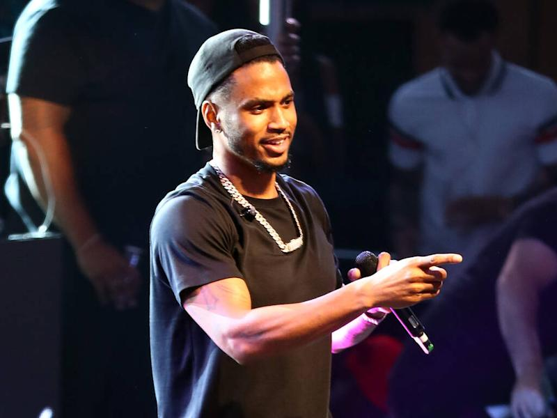Trey Songz sued for alleged sexual battery - report