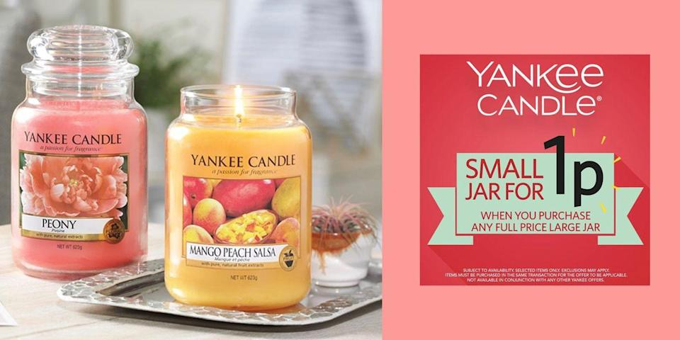 Photo credit: Clintons/Yankee Candle