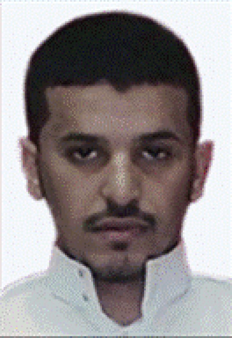 FILE - This undated file photo released by Saudi Arabia's Ministry of Interior on Sunday, Oct. 31, 2010, purports to show Ibrahim Hassan al-Asiri. Al-Asiri is the chief bombmaker for al-Qaida in the Arabian Peninsula, responsible for building the underwear bomb used to try to bring down a Detroit-bound jetliner on Christmas 2009 and the printer-cartridge bombs intercepted in U.S.-bound cargo planes a year later. U.S. intelligence officials say he has resurfaced recently in Yemen, after months in hiding following the death by drone strike of American-born firebrand AQAP cleric Anwar al-Awlaki last fall. (AP Photo/Saudi Arabia Ministry of Interior, File) EDITORIAL USE ONLY - NO SALES