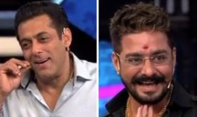 Bigg Boss 13: Hindustani Bhau stans like crazy as Salman Khan calls up his icon Sanjay Dutt
