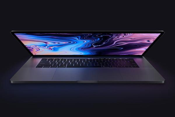 new macbook pro 8th generation cpu closing