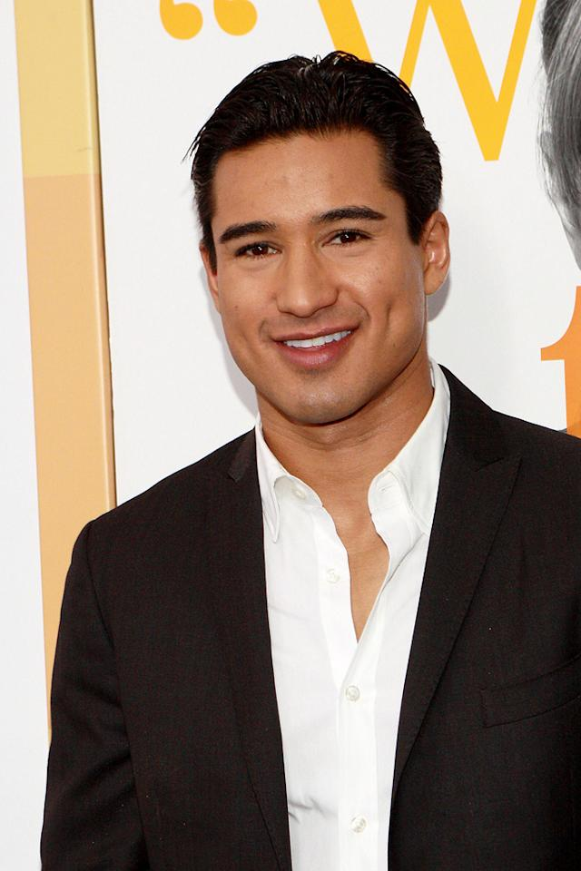 "<a href=""http://movies.yahoo.com/movie/contributor/1800280677"">Mario Lopez</a> at the New York City premiere of <a href=""http://movies.yahoo.com/movie/1810092333/info"">Morning Glory</a> on November 7, 2010."