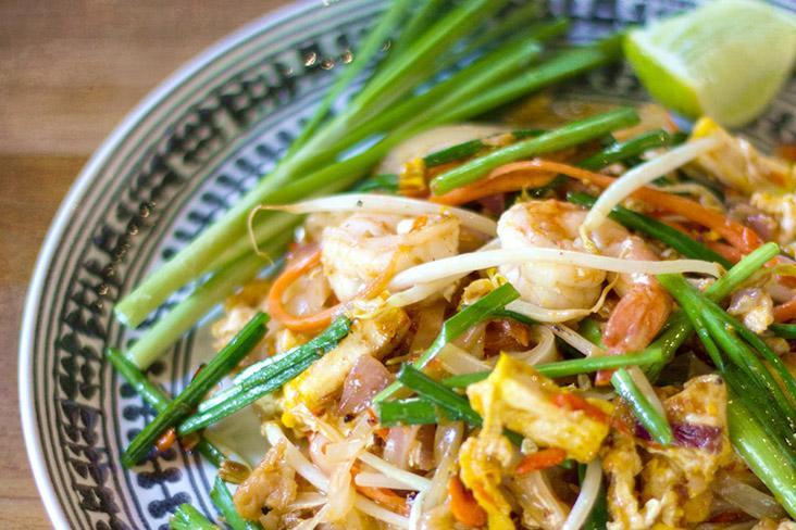 'Pad Thai' is perhaps the one dish everyone most associated with The Land of Smiles. – Pictures by CK Lim