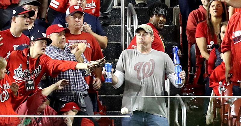 West Virginia sportsbooks take hit with Nationals capturing World Series