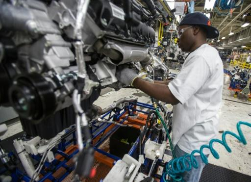 US manufacturing expansion continues in March: ISM