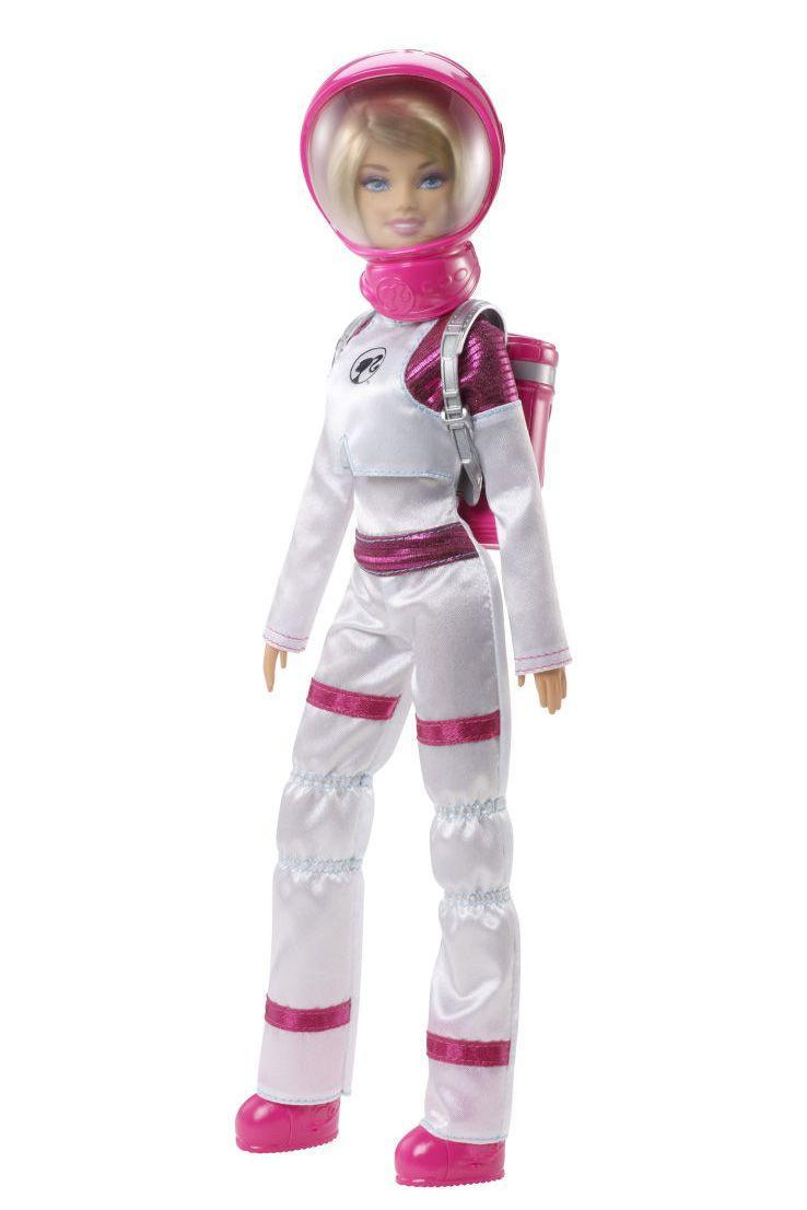 <p>In a clever throwback to her astronaut days, I Can Be a Mars Explorer Barbie takes us to a whole new planet. </p>