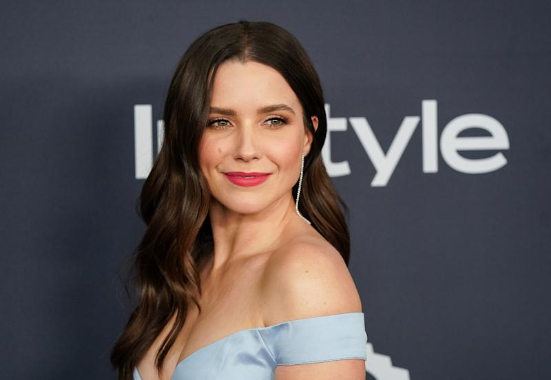 "Sophia Bush talks about fighting with her boss about underwear scenes in ""One Tree Hill."" (Photo: Getty Images)"