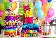 """<p>For basic party supplies, you can't go wrong with checking out a dollar store for everything from utensils to tablecloths. Amazon does offer party supply bundles, but at a <a href=""""https://www.amazon.com/Party-Supplies-Games/b?ie=UTF8&node=1266203011&tag=syn-yahoo-20&ascsubtag=%5Bartid%7C2164.g.36385883%5Bsrc%7Cyahoo-us"""" rel=""""nofollow noopener"""" target=""""_blank"""" data-ylk=""""slk:much higher price"""" class=""""link rapid-noclick-resp"""">much higher price</a>.</p>"""