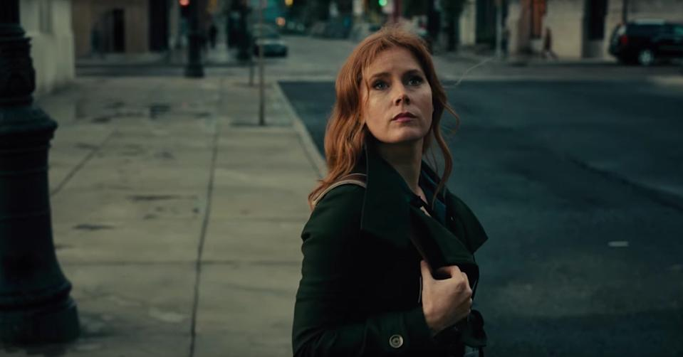 The scene, which was cut from the theatrical release, would have showcased a woman supporting another woman during a time of grief.