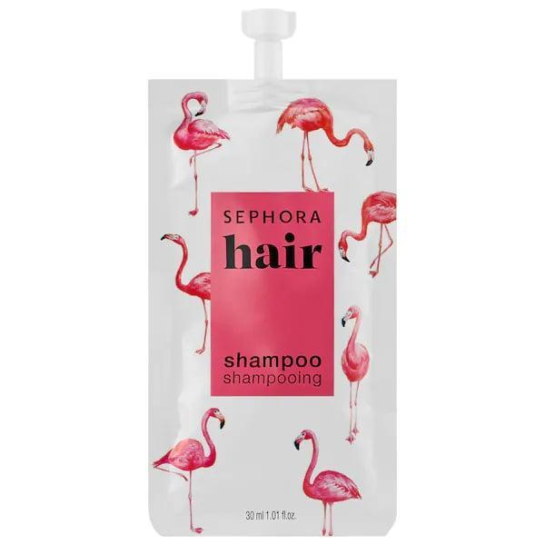 <p>It's hard to beat the price when you're looking to try a new shampoo or conditioner. Both this <span>Sephora Collection Mini Sulfate-free Shampoo</span> ($2) and the <span>Sephora Collection Mini Color Safe Conditioner</span> ($2) feature mushroom extracts to soften and strengthen hair.</p>