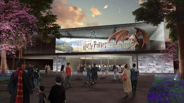 Warner Bros. Studio Tour Tokyo — The Making of Harry Potter is being developed and constructed in Japan, making it the second such attraction after the first one in London.