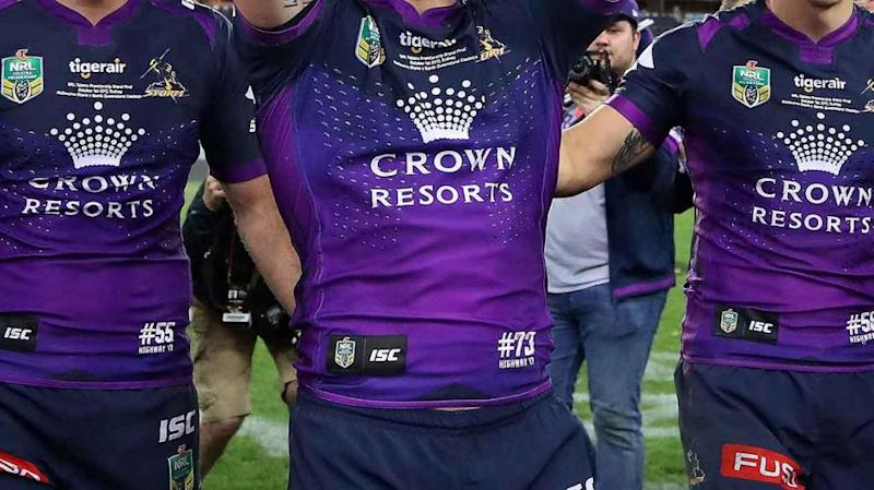 NRL to remove all betting signage and logos in new women's competition. Pic: Getty