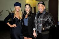 """<p><strong>Famous parent(s)</strong>: supermodel Christie Brinkley and singer Billy Joel <br><strong>What it was like</strong>: """"It took me a minute — being the daughter of such iconic figures, it took some growing into,"""" she's <a href=""""https://www.today.com/popculture/alexa-ray-joel-struggled-shadow-famous-parents-i-made-it-2D11740803"""" rel=""""nofollow noopener"""" target=""""_blank"""" data-ylk=""""slk:said."""" class=""""link rapid-noclick-resp"""">said.</a> """"You're exposed to the spotlight at such a young age and that, of course, can be challenging. … But I made it through.""""</p>"""
