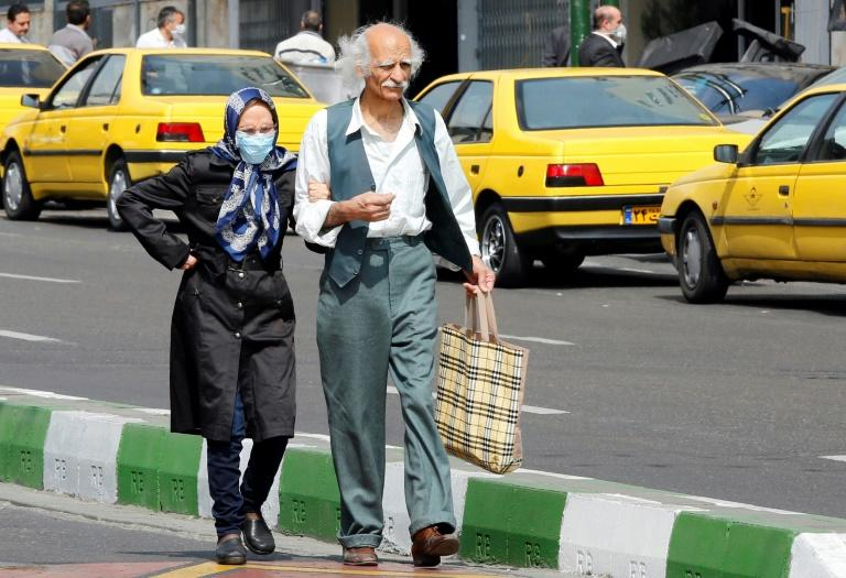 The World Health Organization says the novel coronavirus has a mortality rate of more than 20 percent among the over 80s, but Iran says it has discharged a 103-year-old from hospital after she made a full recovery