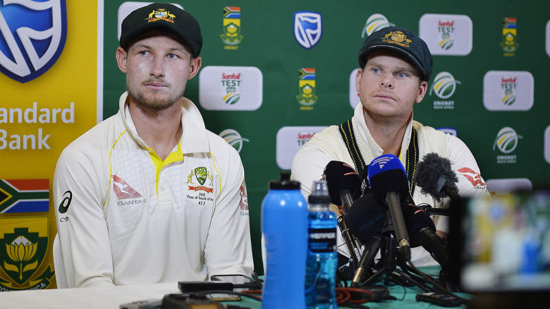 Ball tampering row: Cricket Australia chairman resigns