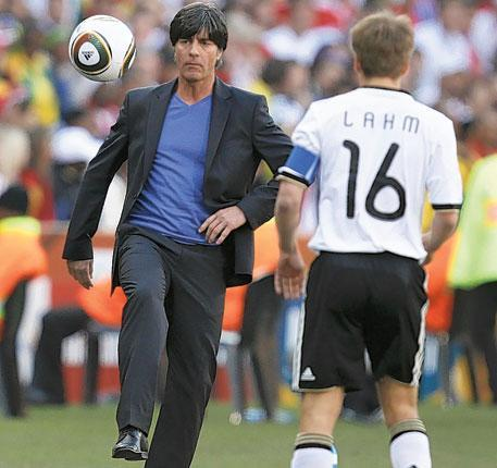 Low has been Germany manager since 2006 (Reuters)REUTERS