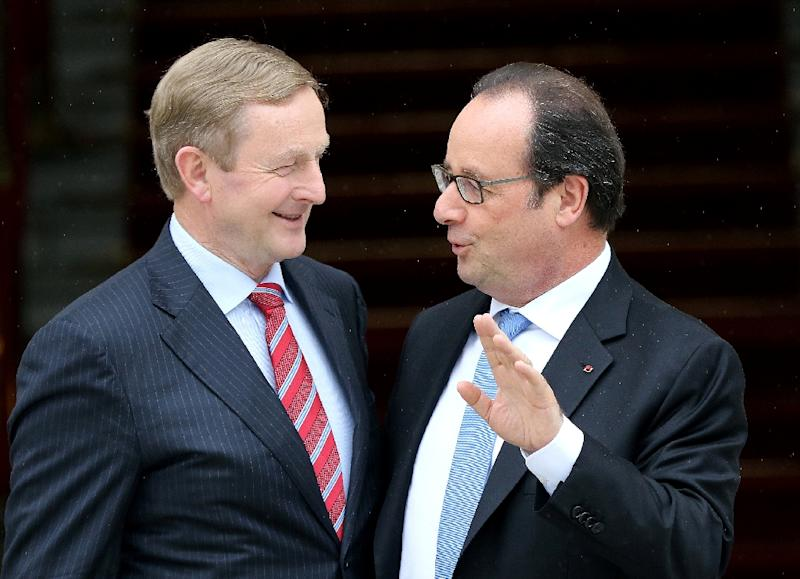 Francois Illas New Tradition: France, Ireland Urge UK To Start Brexit Process 'as Soon