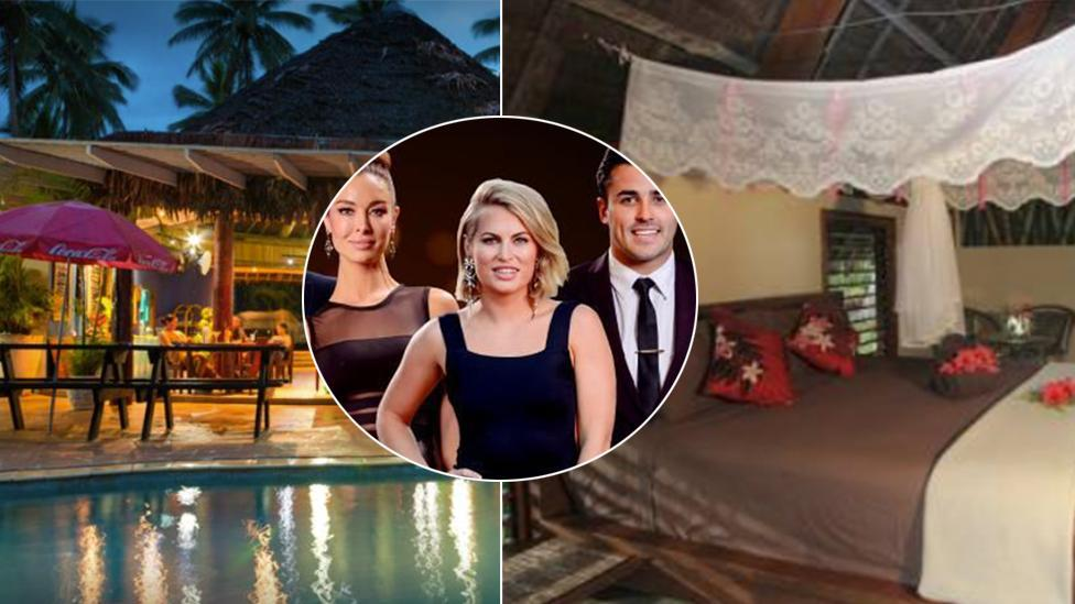 <p>Is this really where Bachelor In Paradise will be filmed?</p>