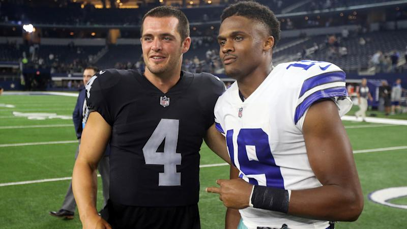 Former Raiders receiver Brice Butler says he worked out for Oakland