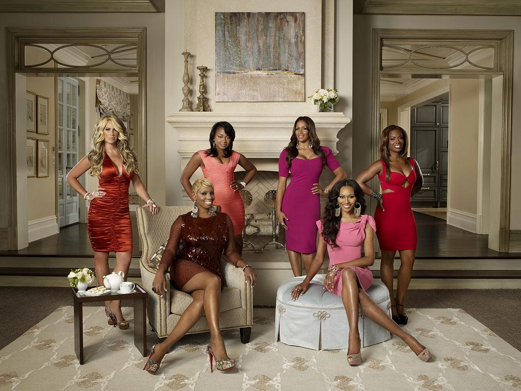 """The Season 4 cast of """"The Real Housewives Of Atlanta."""""""