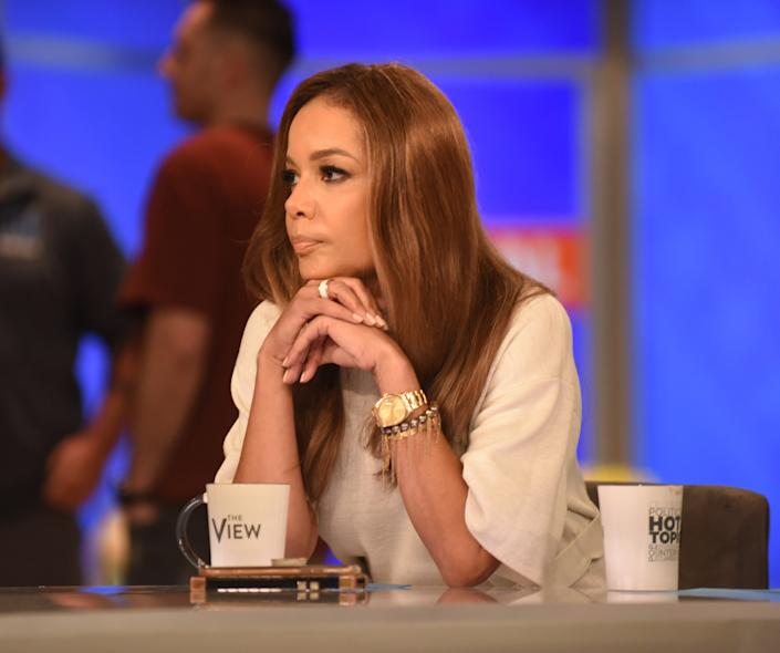 ABC's Sunny Hostin delivers powerful speech about what Derek Chauvin's conviction means for the Black community.