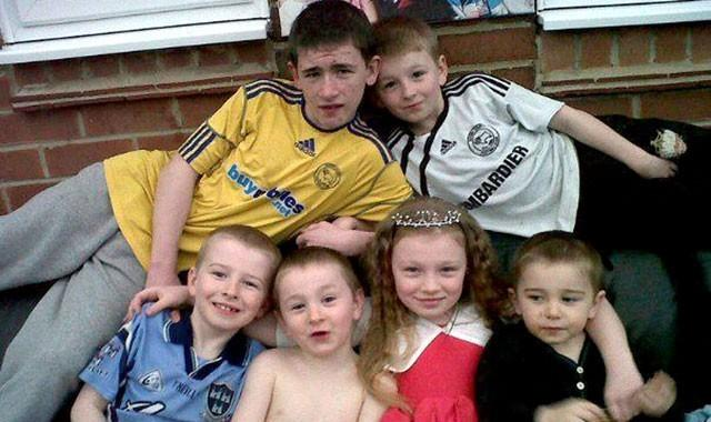 Six children killed by their father Mick Philpott