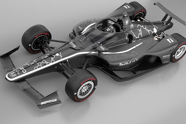 IndyCar's 2020 aeroscreen to make on-track debut